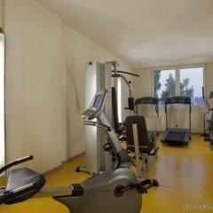 Отель Crowne Plaza Padova (ex.holiday Inn) Падуя фитнесс-зал
