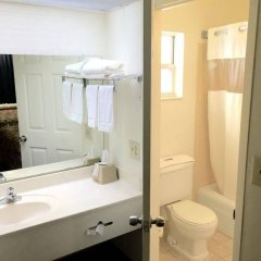 Отель Days Inn by Wyndham Lake City I-75 США, Лейк-Сити - отзывы, цены и фото номеров - забронировать отель Days Inn by Wyndham Lake City I-75 онлайн ванная
