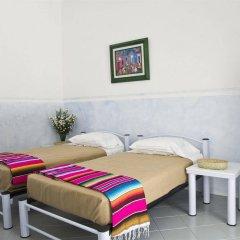 Отель Casa San Ildefonso Мехико комната для гостей фото 3