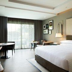 Отель Hua Hin Marriott Resort & Spa комната для гостей фото 2