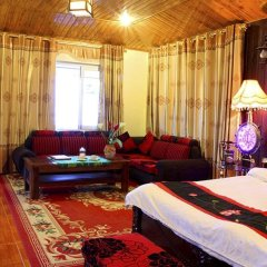 Отель Sapa Luxury Шапа комната для гостей фото 4