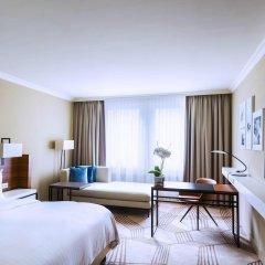 Prague Marriott Hotel Прага комната для гостей