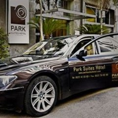 Park Suites Hotel & Spa городской автобус