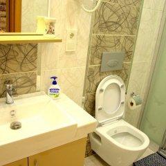 Konukevim Apartments Studio 1 Турция, Анкара - отзывы, цены и фото номеров - забронировать отель Konukevim Apartments Studio 1 онлайн ванная