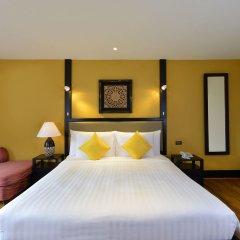Отель Andaman White Beach Resort Таиланд, пляж Банг-Тао - 3 отзыва об отеле, цены и фото номеров - забронировать отель Andaman White Beach Resort онлайн комната для гостей фото 3