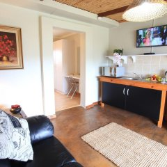 Отель Outeniquabosch Lodge удобства в номере
