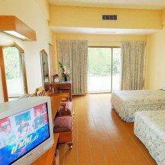 Pattaya Garden Hotel комната для гостей