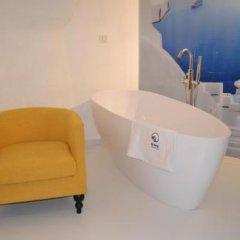 Отель Estate Center Rooms Wozna Познань ванная фото 2
