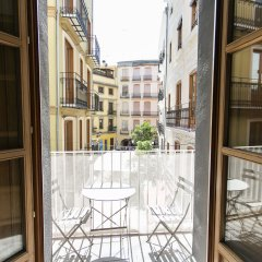 Отель Bubuflats Bubu 2 Валенсия балкон