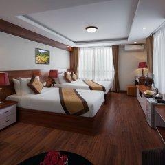 Golden Villa Sapa Hotel комната для гостей фото 3