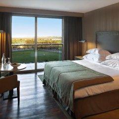Отель Salgados Palace 5* Стандартный номер с двуспальной кроватью фото 2