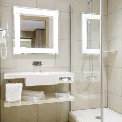 Отель Novotel Nuernberg Centre Ville Германия, Нюрнберг - отзывы, цены и фото номеров - забронировать отель Novotel Nuernberg Centre Ville онлайн ванная