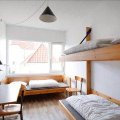 Отель City Sleep-In - Hostel Дания, Орхус - отзывы, цены и фото номеров - забронировать отель City Sleep-In - Hostel онлайн комната для гостей фото 4
