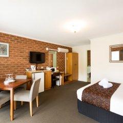 Отель Advance Motel комната для гостей фото 2