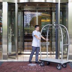 Отель DoubleTree by Hilton Hotel Xiamen - Wuyuan Bay Китай, Сямынь - отзывы, цены и фото номеров - забронировать отель DoubleTree by Hilton Hotel Xiamen - Wuyuan Bay онлайн фитнесс-зал фото 2