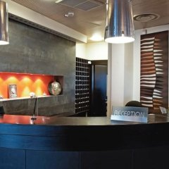 Отель Abruzzo Marina Италия, Сильви - отзывы, цены и фото номеров - забронировать отель Abruzzo Marina онлайн интерьер отеля