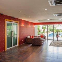 Отель Pattaya Rin Resort Таиланд, Паттайя - отзывы, цены и фото номеров - забронировать отель Pattaya Rin Resort онлайн балкон