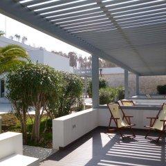 Baia Sangiorgio Hotel Resort Бари балкон