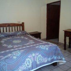 Отель Los Pinos Мексика, Креэль - отзывы, цены и фото номеров - забронировать отель Los Pinos онлайн комната для гостей фото 2