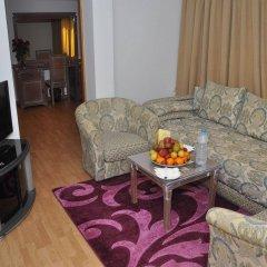 Отель El Oumnia Puerto Марокко, Танжер - отзывы, цены и фото номеров - забронировать отель El Oumnia Puerto онлайн комната для гостей фото 4