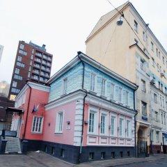 Апартаменты Luxkv Apartment On Teterenskiy Москва вид на фасад