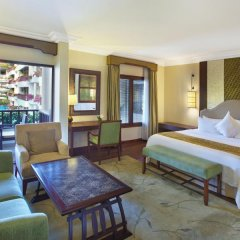 Отель The Laguna, a Luxury Collection Resort & Spa, Nusa Dua, Bali 5* Студия Делюкс с различными типами кроватей фото 10
