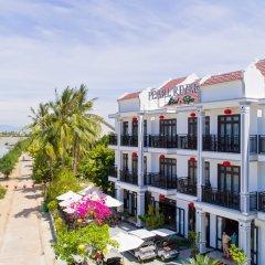Pearl River Hoi An Hotel & Spa пляж