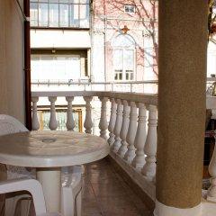 Antik Hotel балкон