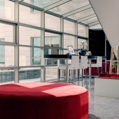 Отель Crowne Plaza Madrid Airport балкон