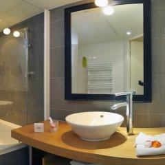 Отель Residhome Appart Hotel Paris-Opéra Франция, Париж - 4 отзыва об отеле, цены и фото номеров - забронировать отель Residhome Appart Hotel Paris-Opéra онлайн ванная