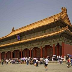 Отель Novotel Beijing Xinqiao Китай, Пекин - 9 отзывов об отеле, цены и фото номеров - забронировать отель Novotel Beijing Xinqiao онлайн пляж