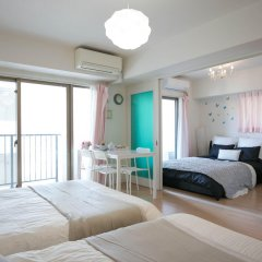 Отель Hakata Resort 701 Япония, Хаката - отзывы, цены и фото номеров - забронировать отель Hakata Resort 701 онлайн комната для гостей