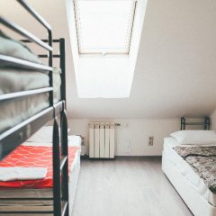 Хостел Крыша Стандартный номер разные типы кроватей фото 5