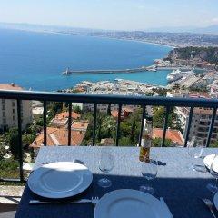 Отель French Riviera Most Spectacular views Франция, Ницца - отзывы, цены и фото номеров - забронировать отель French Riviera Most Spectacular views онлайн балкон