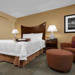 Отель Hampton Inn Manhattan-Times Square North комната для гостей фото 2