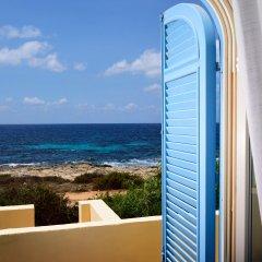 Отель Valtur Favignana Италия, Эгадские острова - отзывы, цены и фото номеров - забронировать отель Valtur Favignana онлайн балкон
