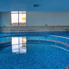 Отель MPM Hotel Sport Болгария, Банско - отзывы, цены и фото номеров - забронировать отель MPM Hotel Sport онлайн бассейн фото 3