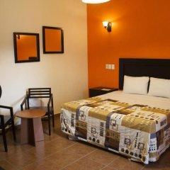 Отель Aquiles Мексика, Гвадалахара - отзывы, цены и фото номеров - забронировать отель Aquiles онлайн комната для гостей