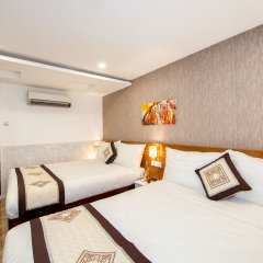 Acacia Saigon Hotel комната для гостей