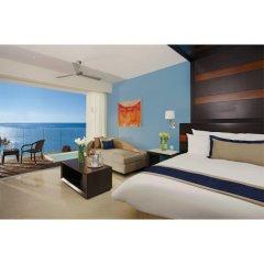 Отель Secrets Huatulco Resort & Spa 4* Полулюкс с различными типами кроватей фото 3