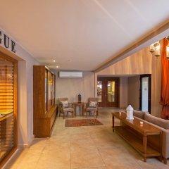Отель Alaaddin Beach Аланья интерьер отеля фото 2