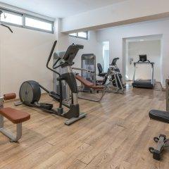 Отель Cronwell Resort Sermilia фитнесс-зал фото 4