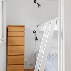 Отель First Camp Malmö Швеция, Мальме - отзывы, цены и фото номеров - забронировать отель First Camp Malmö онлайн ванная