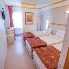 Dedem Boutique Hotel Стамбул комната для гостей