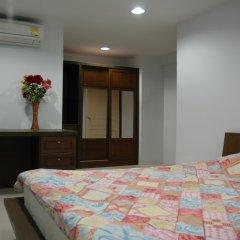 Отель Suvarnabhumi Apartment Таиланд, Бангкок - отзывы, цены и фото номеров - забронировать отель Suvarnabhumi Apartment онлайн комната для гостей