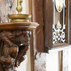 Отель Hôtel Saint Merry Франция, Париж - отзывы, цены и фото номеров - забронировать отель Hôtel Saint Merry онлайн интерьер отеля