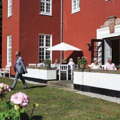 Skarrildhus Sinatur Hotel og Konference питание фото 2