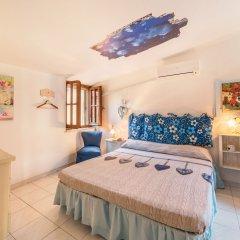 Отель B&B La Bouganville Италия, Фонди - отзывы, цены и фото номеров - забронировать отель B&B La Bouganville онлайн комната для гостей фото 5