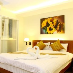 Отель Patong Terrace сейф в номере