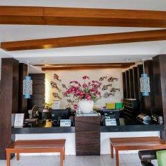 Отель NIDA Rooms Dino Park Karon питание